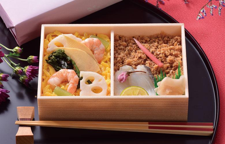 春のおとずれ ちらし寿司(一合)