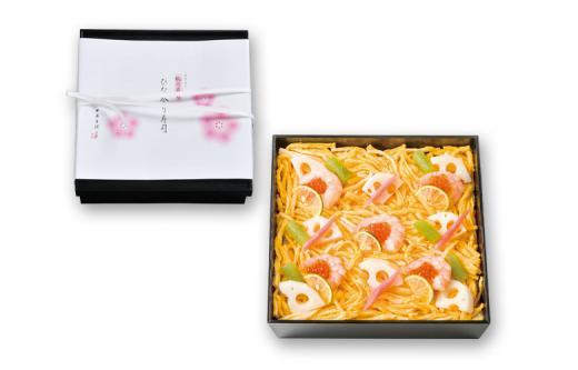 ちらし寿司 六寸「華」