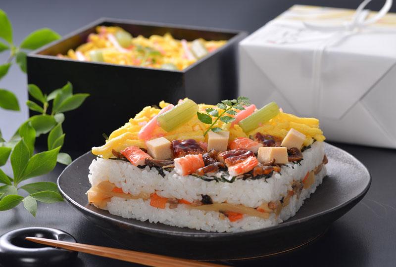 特製ばら寿司(4寸)