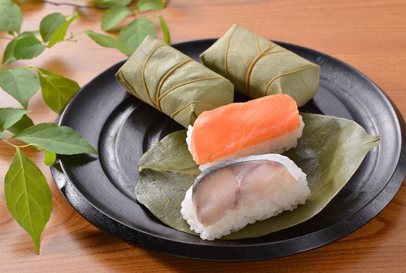 柿の葉寿司2種30個入