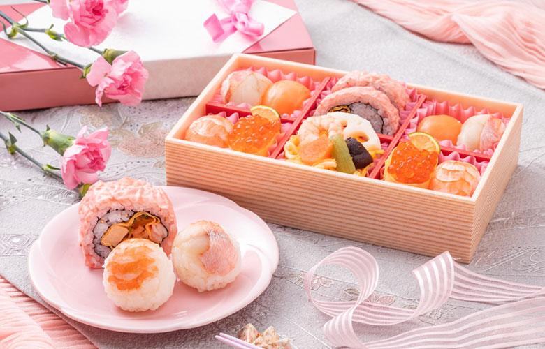 【母の日おすすめ品】お慶びのお寿司「彩」