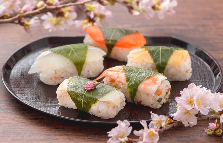 桜寿司(5種10個入)