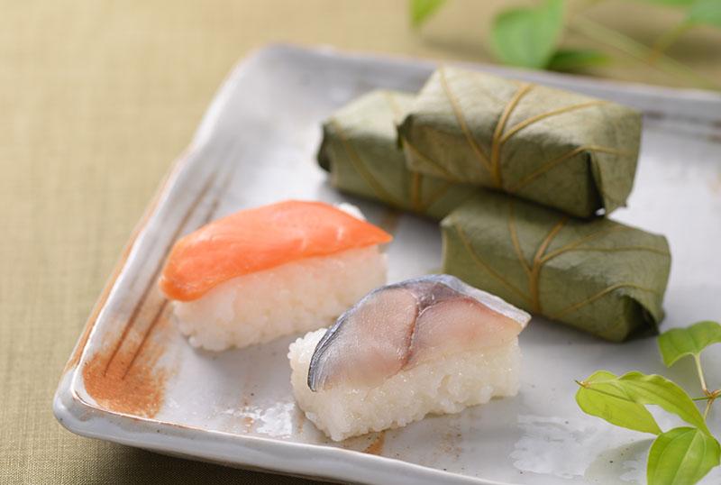 柿の葉寿司2種20個入