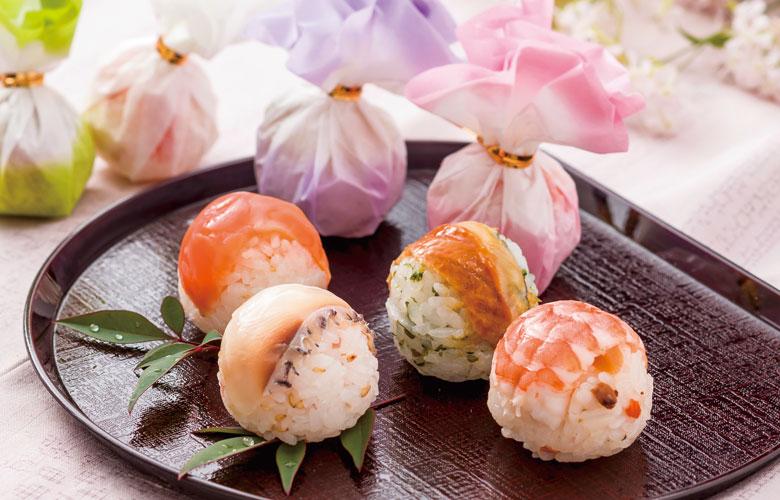 手まり寿司 一段