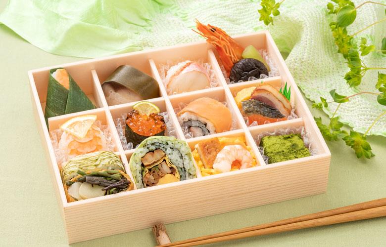 彩り寿司「皐月」
