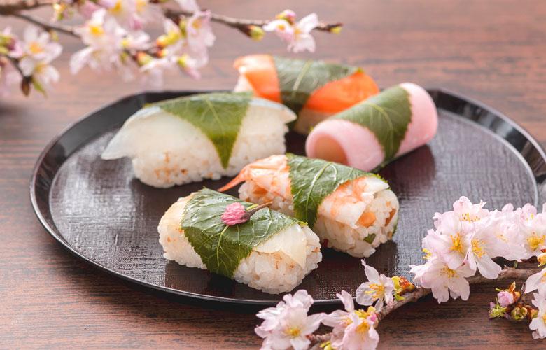 桜寿司 詰合せ 一段