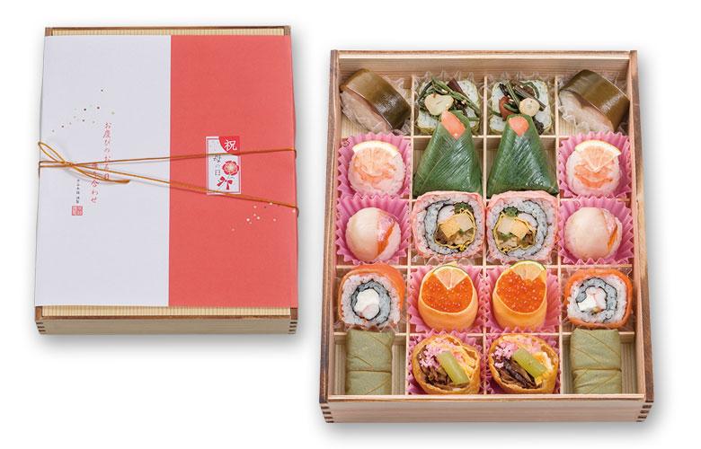 【母の日おすすめ品】お慶びのお寿司「華」
